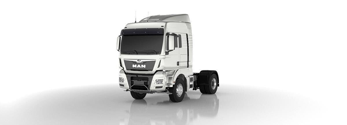 MAN TGX 28.540 Long Haul Truck
