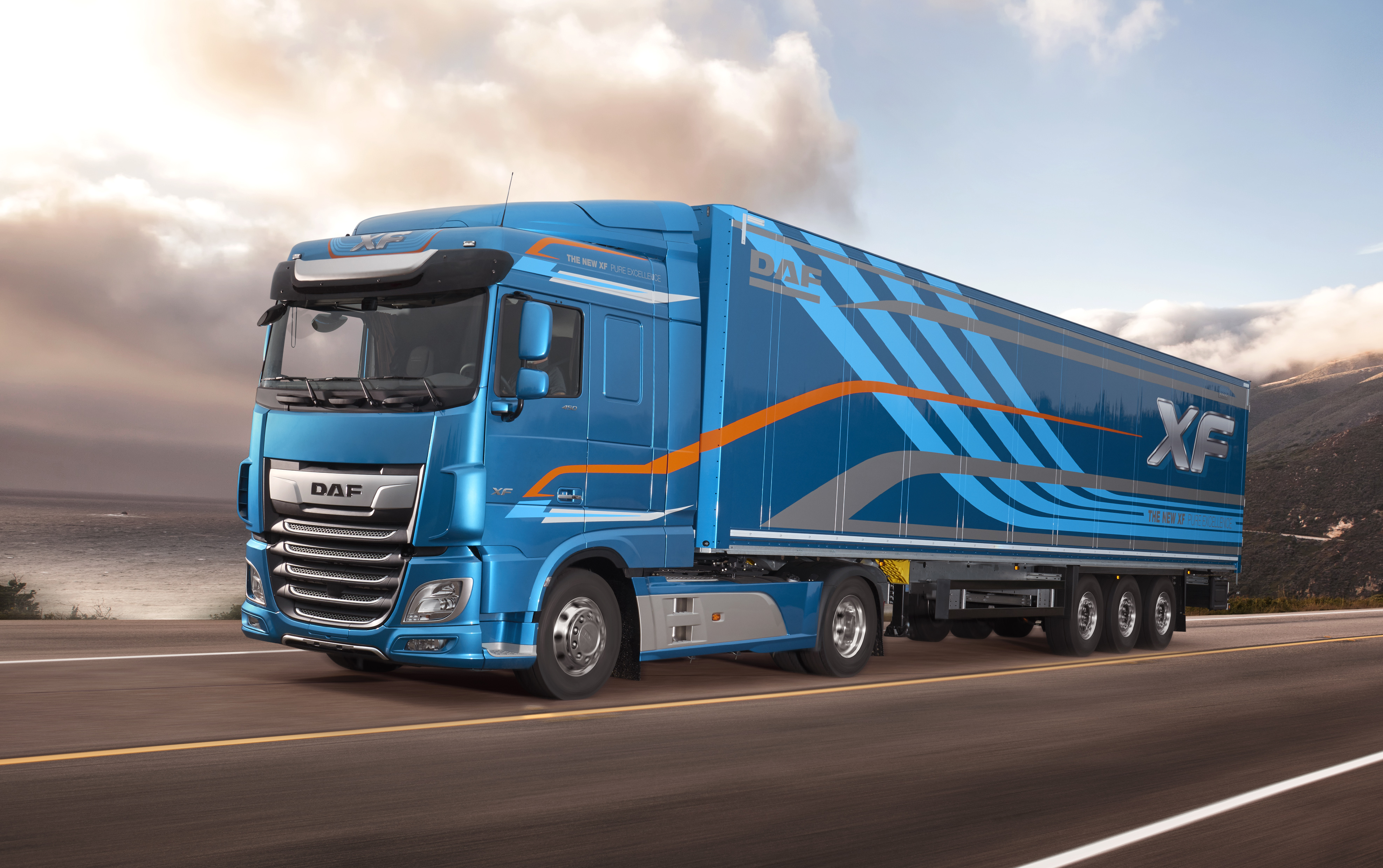 DAF XF 430 FT Long Haul Truck