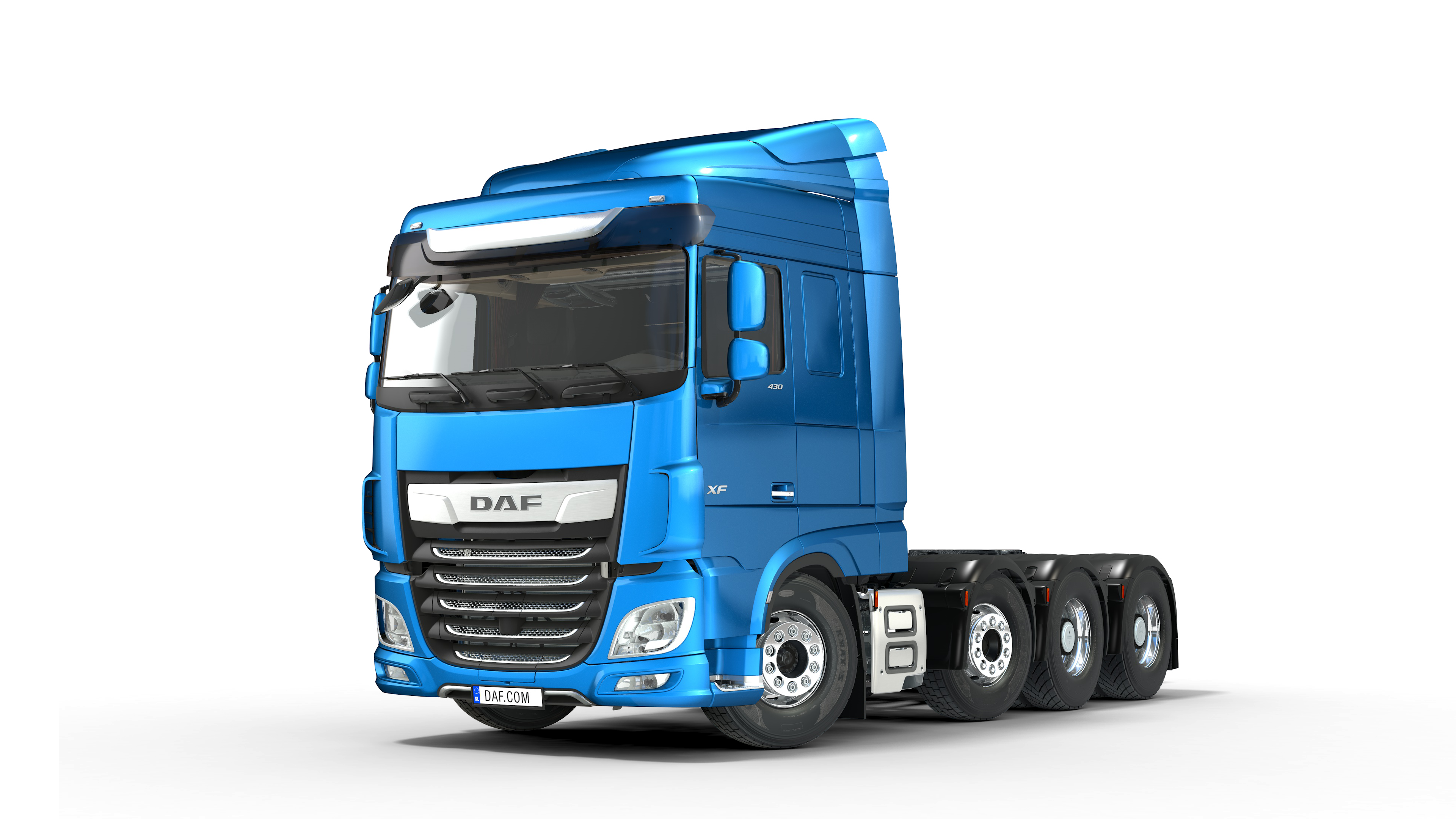 DAF XF 480 FT Specifications & Technical Data (2019-2019