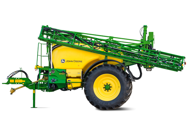 John Deere M732 Trailed Field Sprayer