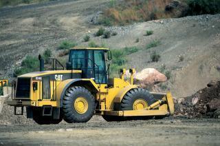 Caterpillar 824 G II Specifications & Technical Data (2002-2004