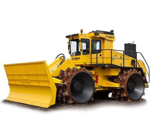 waste compaction equipment