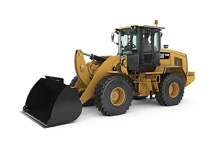 Caterpillar 930 M Tier 4 specifications, technical data | LECTURA Specs