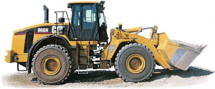 Caterpillar 966H Specifications & Technical Data (2006-2011) | LECTURA Specs