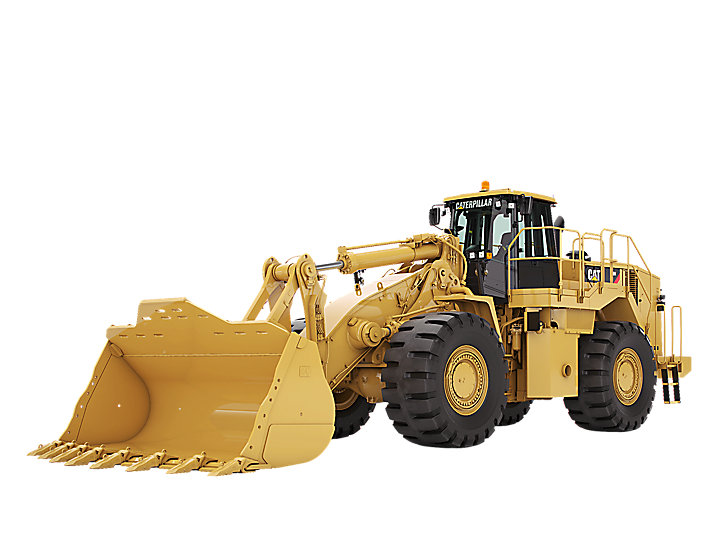 Caterpillar 988h Specifications Technical Data 2017 2018