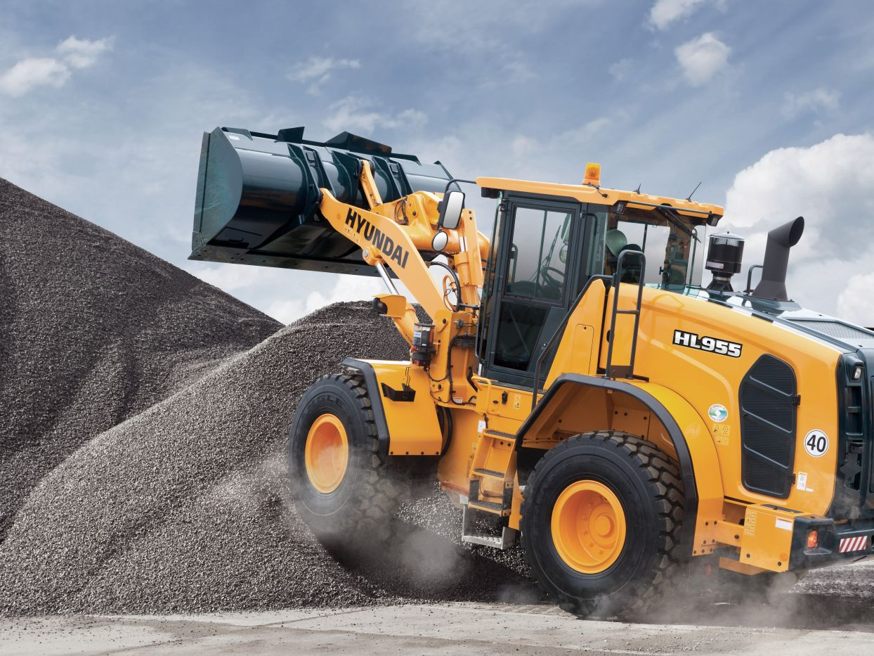 Hyundai HL 955 Specifications & Technical Data (2016-2018) | LECTURA Specs