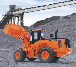 Doosan Mega 300 V Specifications & Technical Data (2001-2007