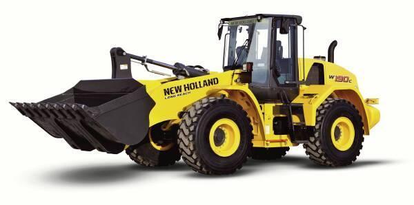 new holland w190c lr specifications  u0026 technical data  2011