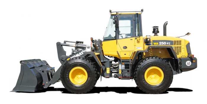 Komatsu Wa250pz 6 Specifications Amp Technical Data 2007