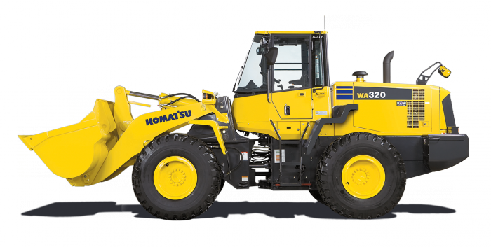 Komatsu Wa320 6 Specifications Amp Technical Data 2009 2014