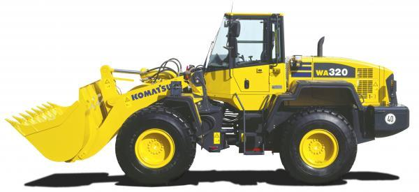 Komatsu Wa320pz 6 Specifications 2009 2016 Lectura