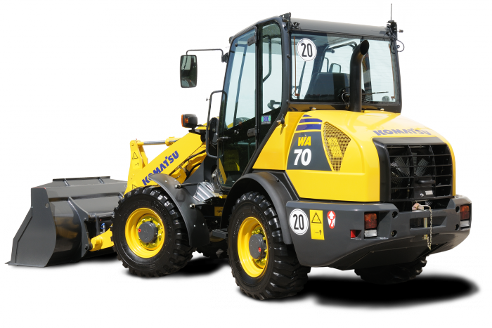 Komatsu Wa70 6 Specifications Amp Technical Data 2008 2014