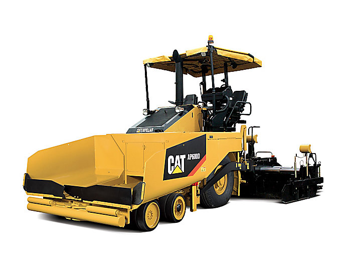 Caterpillar AP600D Wheeled Paver